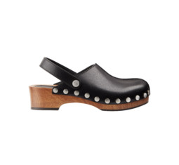 Calfskin Leather Clog by Dior