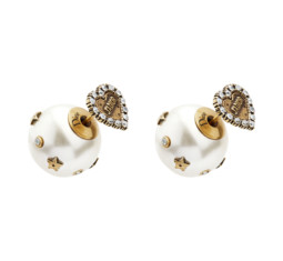 Small Tribales Earrings by Dior