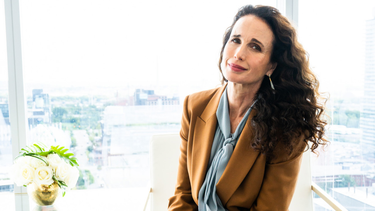 Andie MacDowell on Gender Inequality in Hollywood & the Advice She's Giving Her Daughters