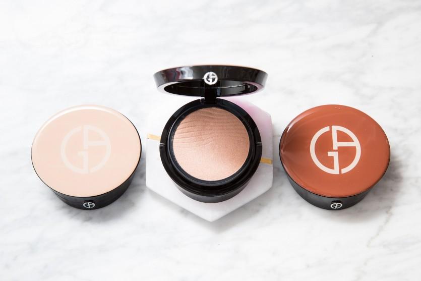giorgio armani neo nude makeup collection