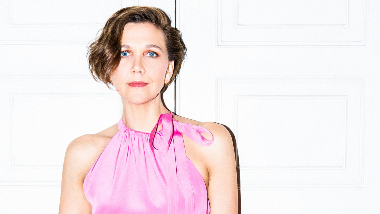 "Maggie Gyllenhaal on the Door that ""Cracked Open"" in Hollywood"