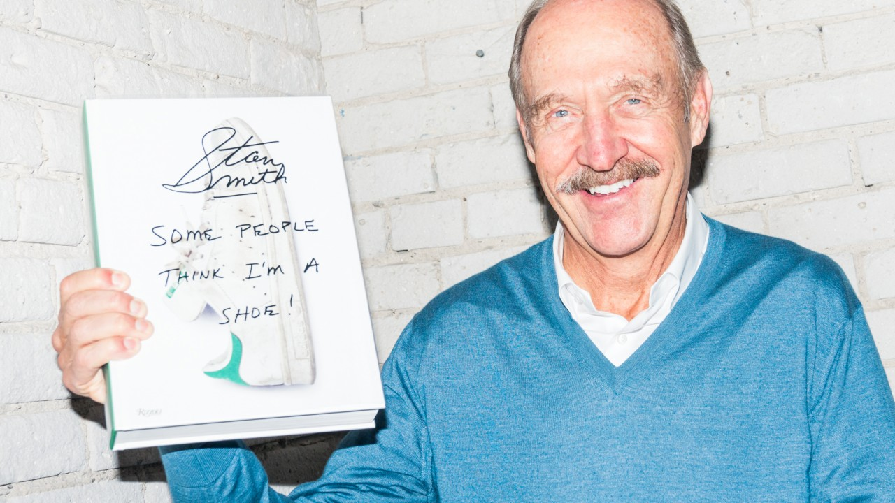 Stan Smith on Tennis, Jay-Z, and the Evolution of his Iconic Namesake Shoe