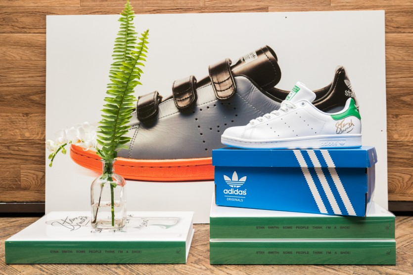 buy popular bef19 f2387 Stan Smith on Tennis, Jay-Z, and his Iconic Namesake Shoe ...