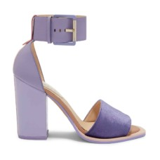 ted baker errita block heel sandals in lilac