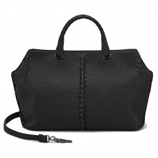 bottega veneta nero cervo medium tote shop