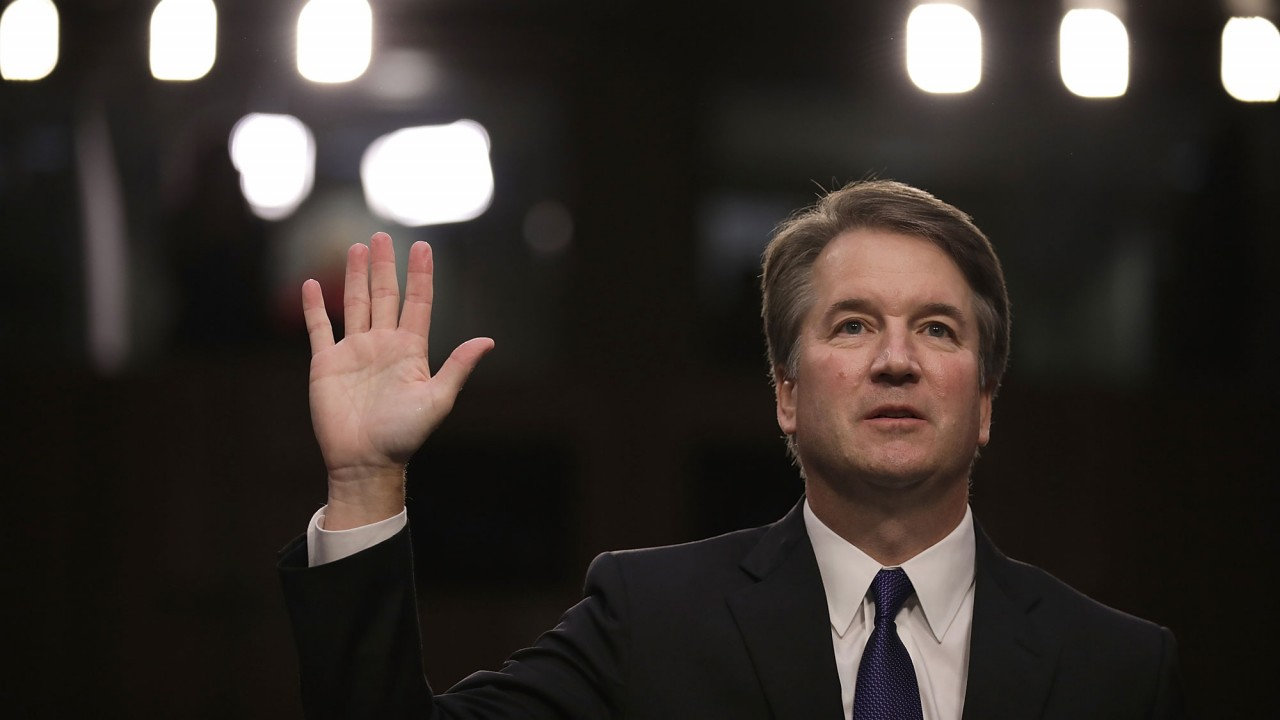 brett kavanaugh sexual assault hearing