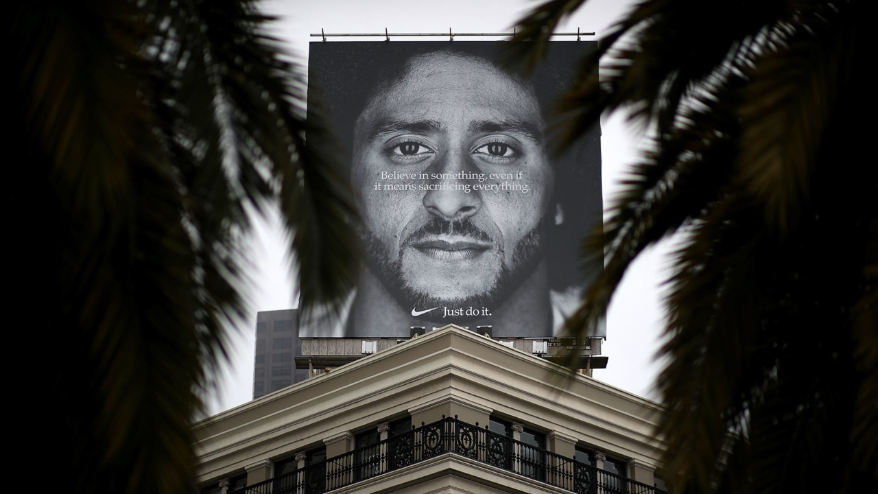Why Colin Kaepernick's Nike Campaign Has People Torching Their Kicks