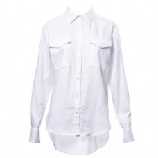 house of noonie oversized button down shirt