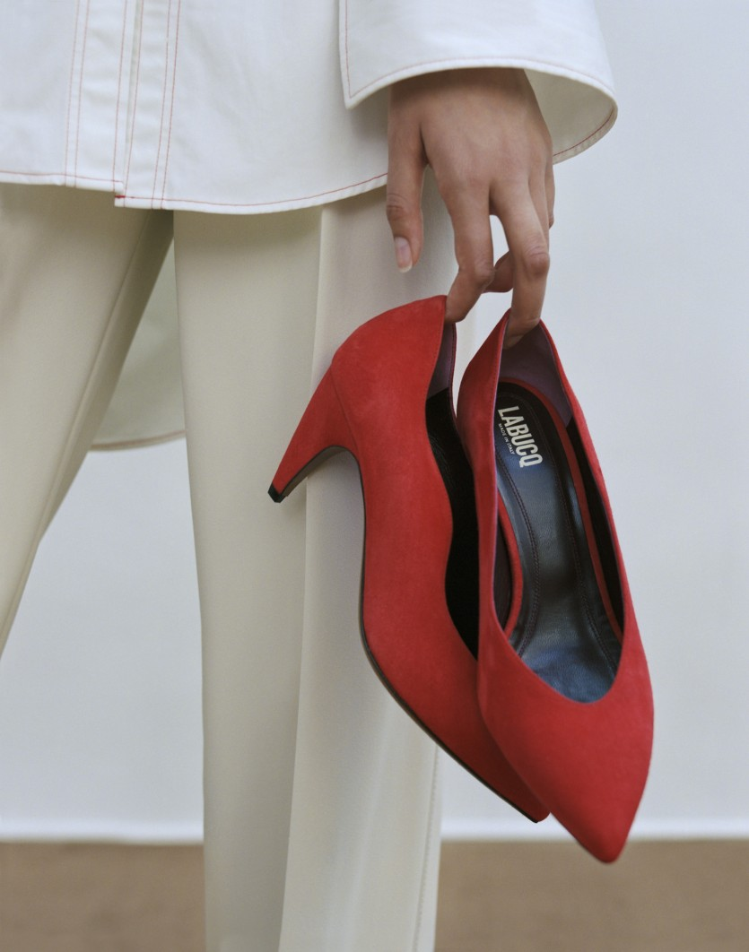 new shoe brand labucq