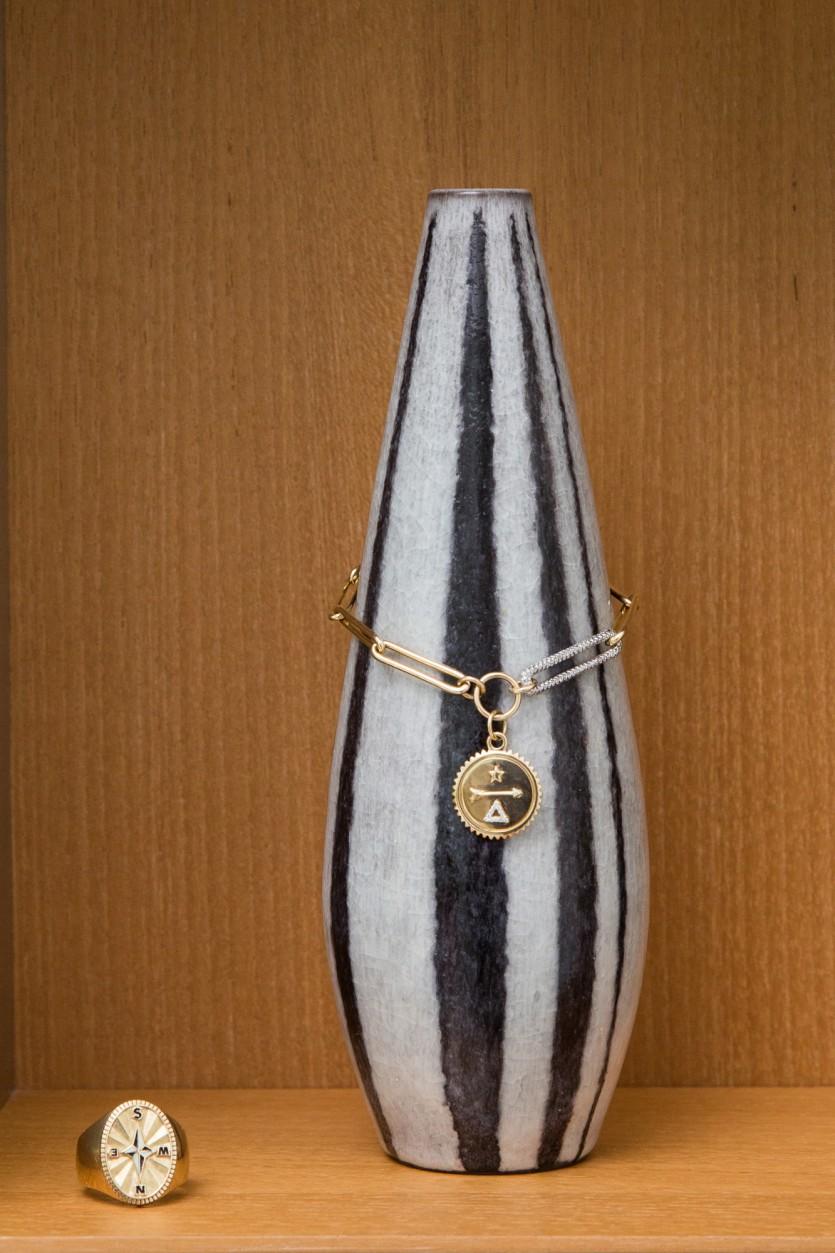 inside beth bugdaycay jewelry closet