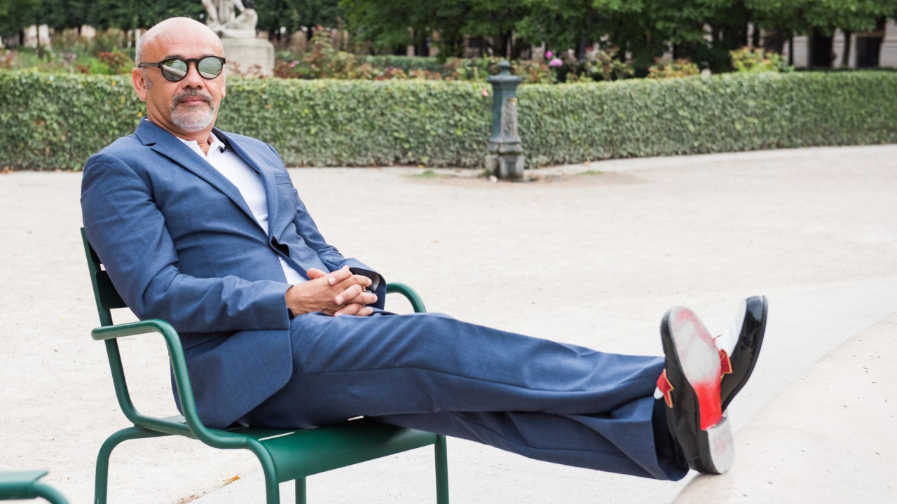 Christian Louboutin Gave Us a Personal Tour of Paris