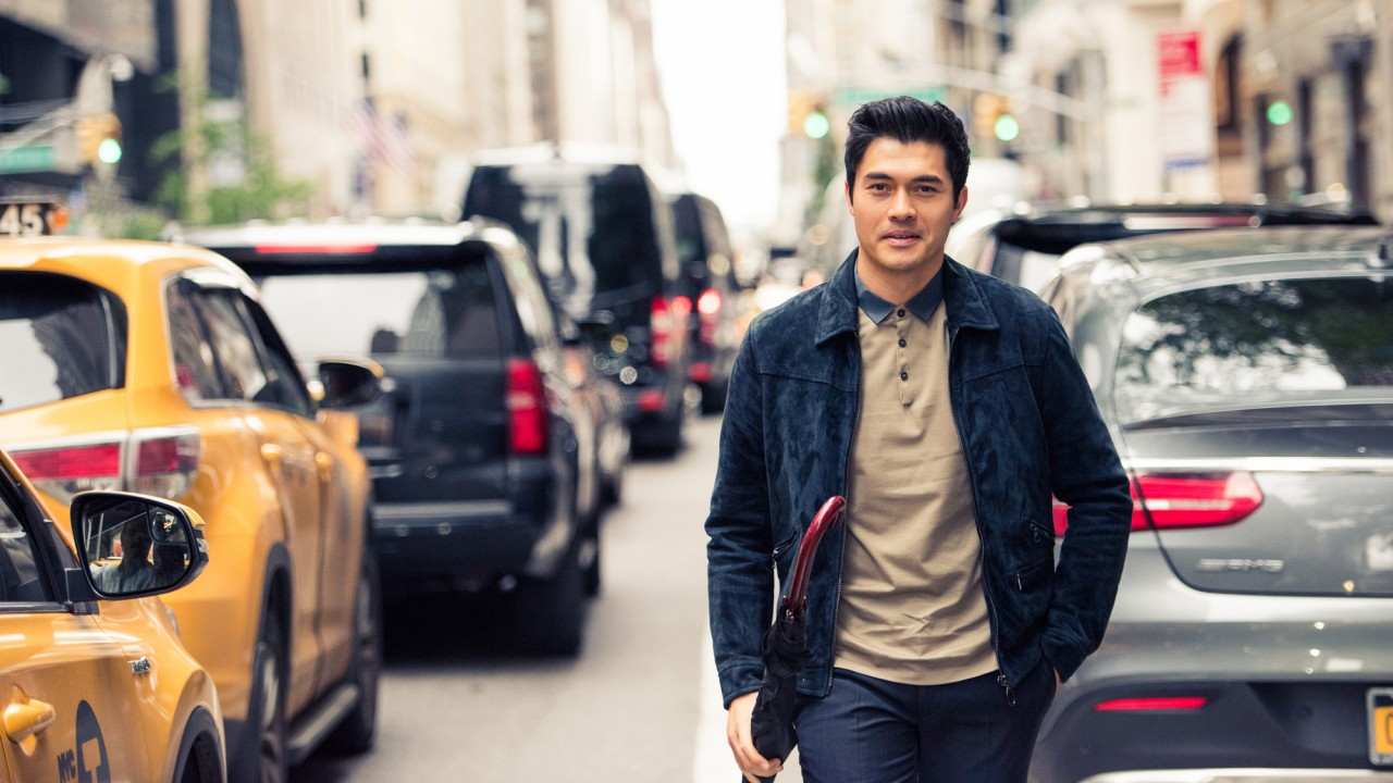 We Drank Tea & Walked Around New York City with Henry Golding