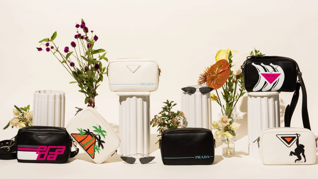 Statement Bags—with Something to Say