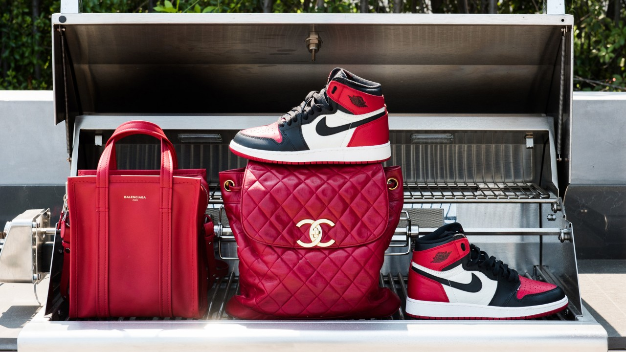 A Model's Closet That Is Oozing with CHANEL and Jordans