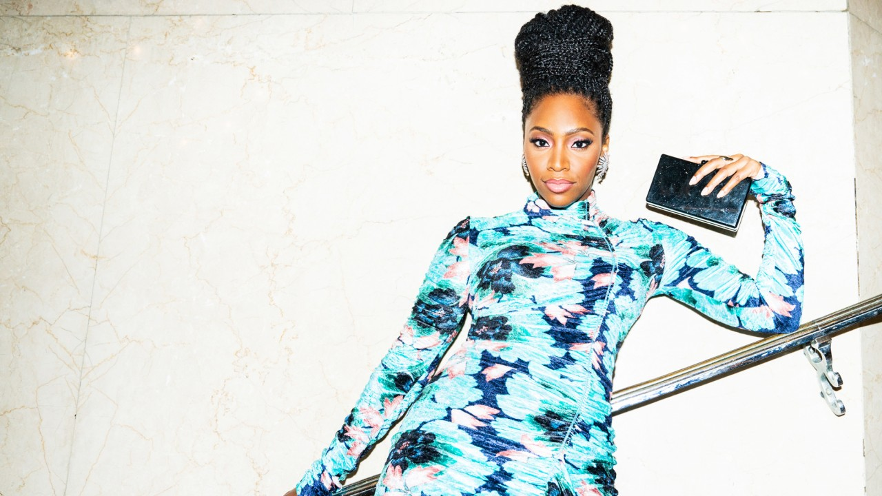Teyonah Parris on Black Representation in the Media