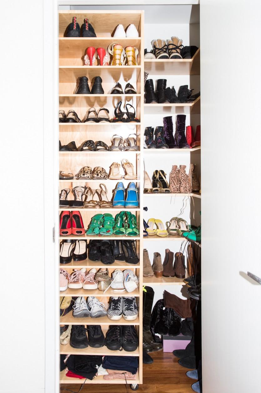 inside theodora richards closet