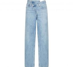 Crisscross Jeans by Agolde