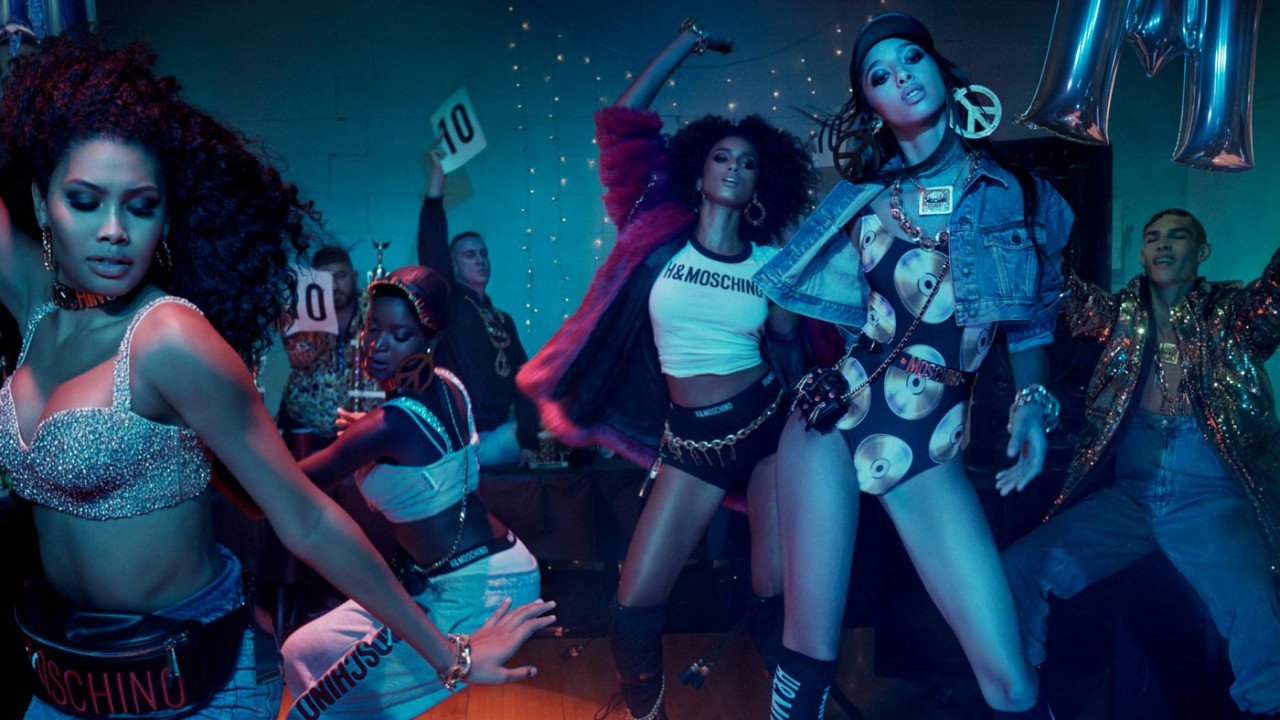 Everything We Love from the Moschino x H&M Collab