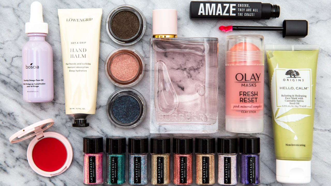 october 2018 beauty product launches