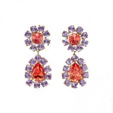roxanne asssoulin mini me earrings
