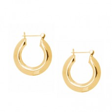 shashi oval small hoop