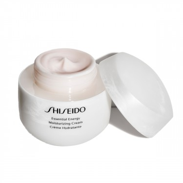 shiseido essentials energy moisturizing cream
