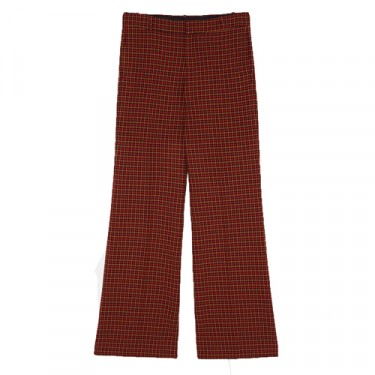 zara masculine plaid pants