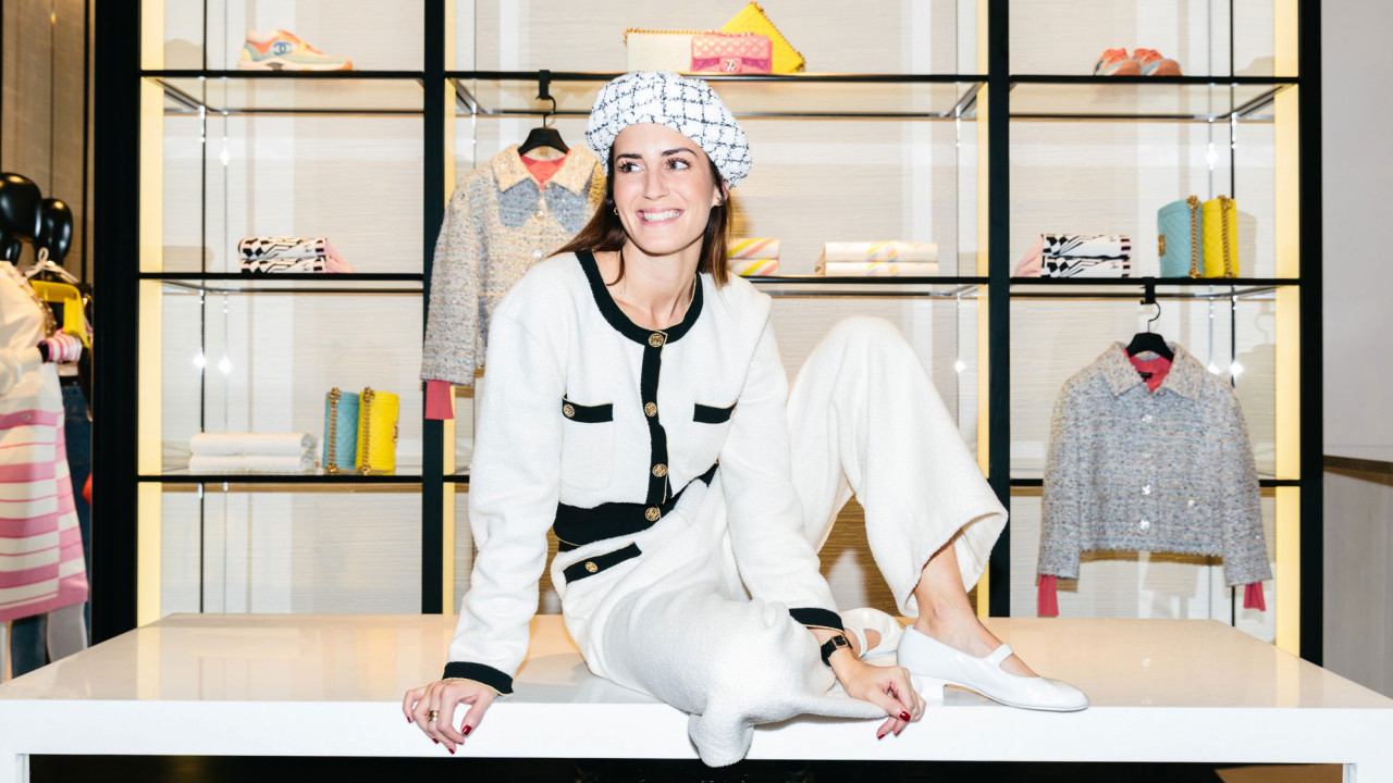 We Raided NYC's Redesigned CHANEL Flagship with Gala Gonzalez