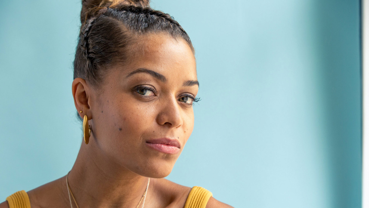 Antonia Thomas Talks Landing a Huge TV Role and Tackling Career Anxiety