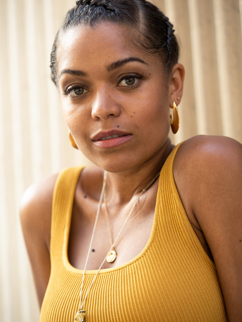 Antonia Thomas husband
