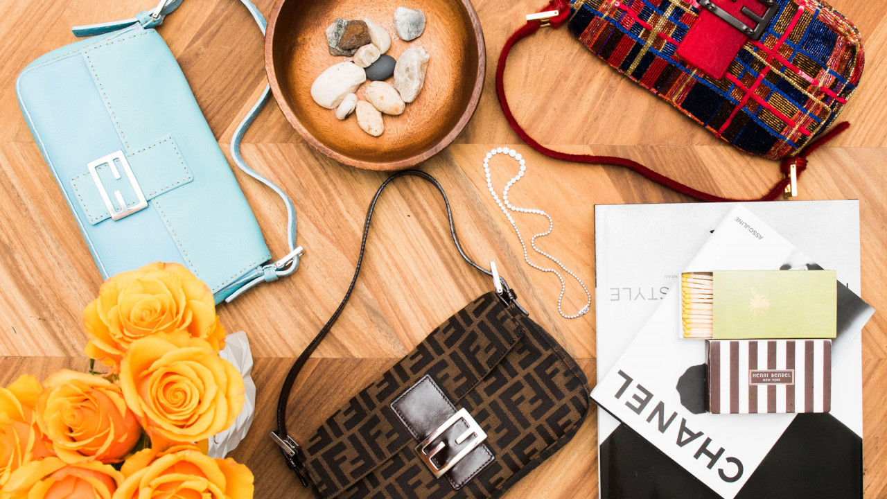 Fendi Baguettes and Manolos, Anyone? Inside Model Bregje Heinen's Closet