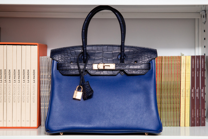 christie's vp of handbags caitlin donovan