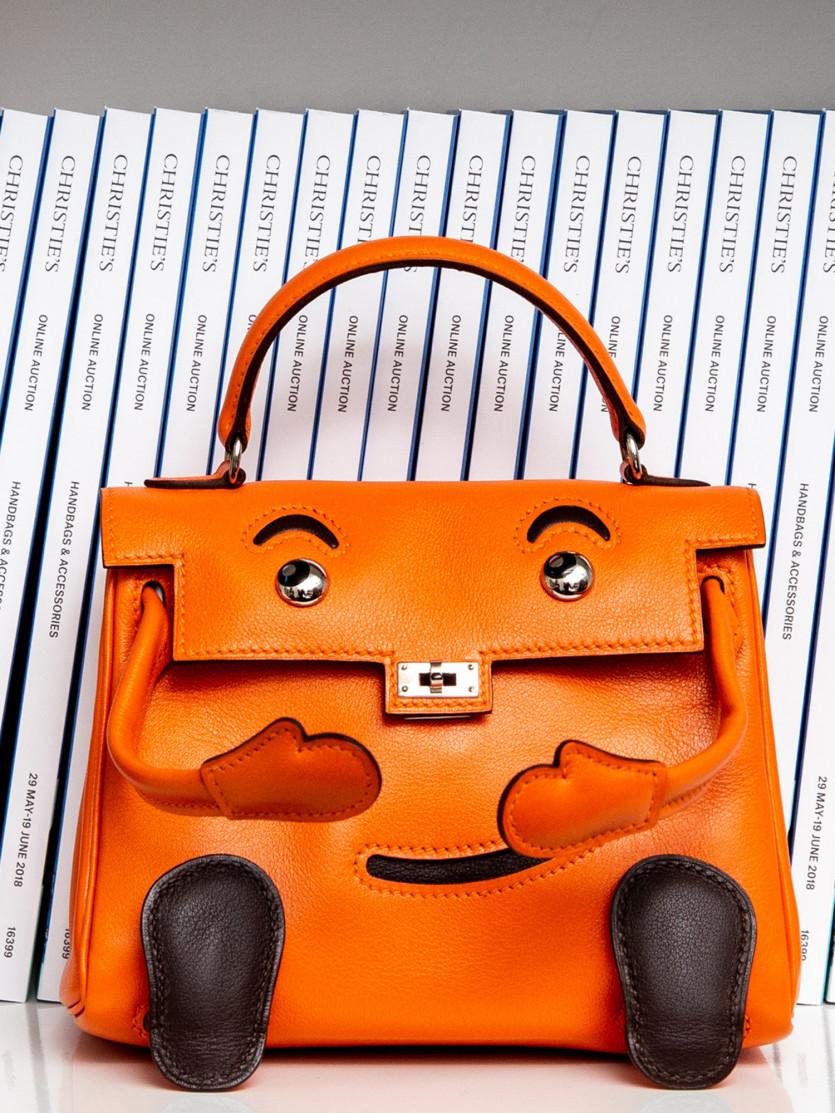 christie's vp of handbags caitlin donovan
