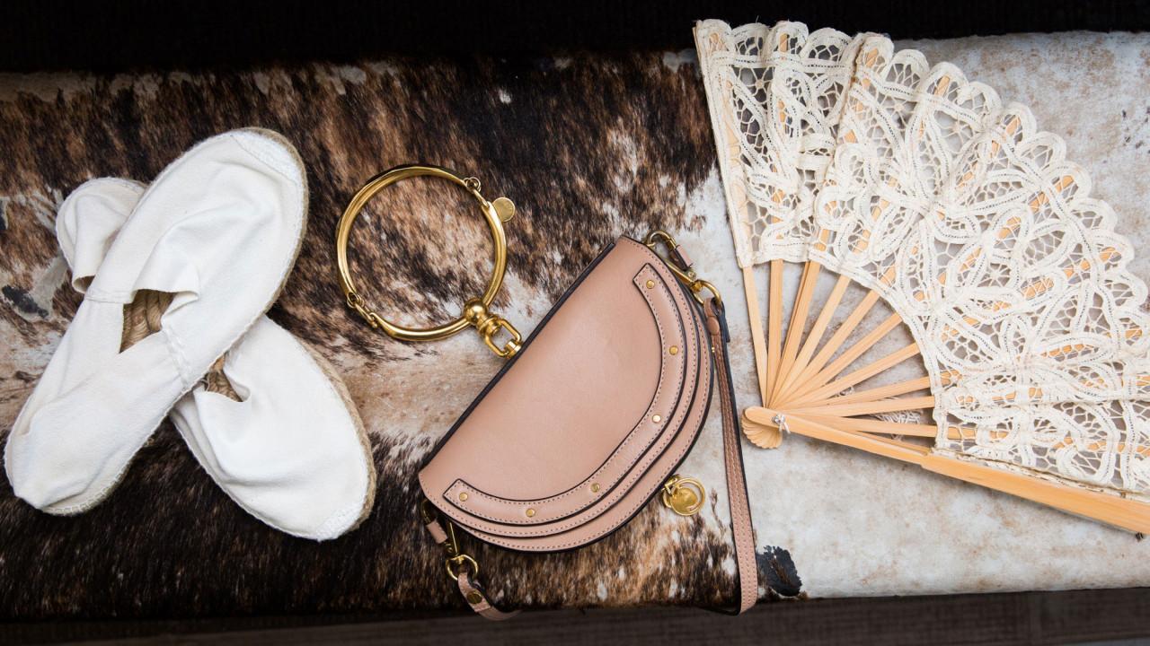 Delfina Blaquier's Closet Is an Homage to Argentina, Polo, & World Travel