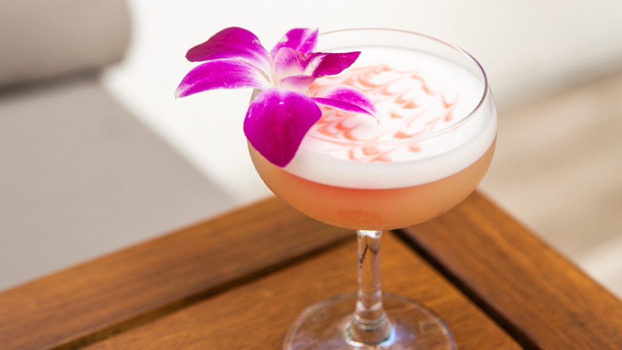 If Miami Beach Could Be Poured Into a Glass, This Would Be It