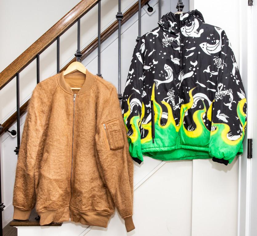 inside jason rembert closet