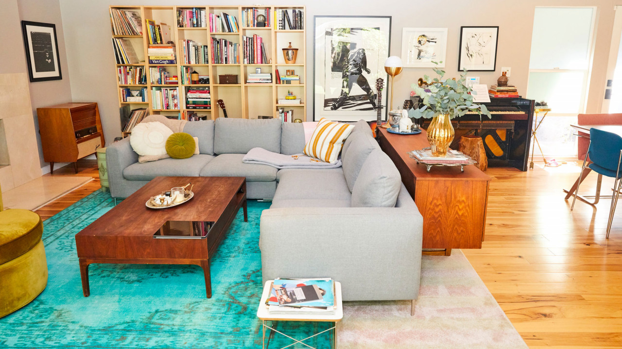 Inside Makeup Artist Jenn Streicher's Serene Laurel Canyon Home