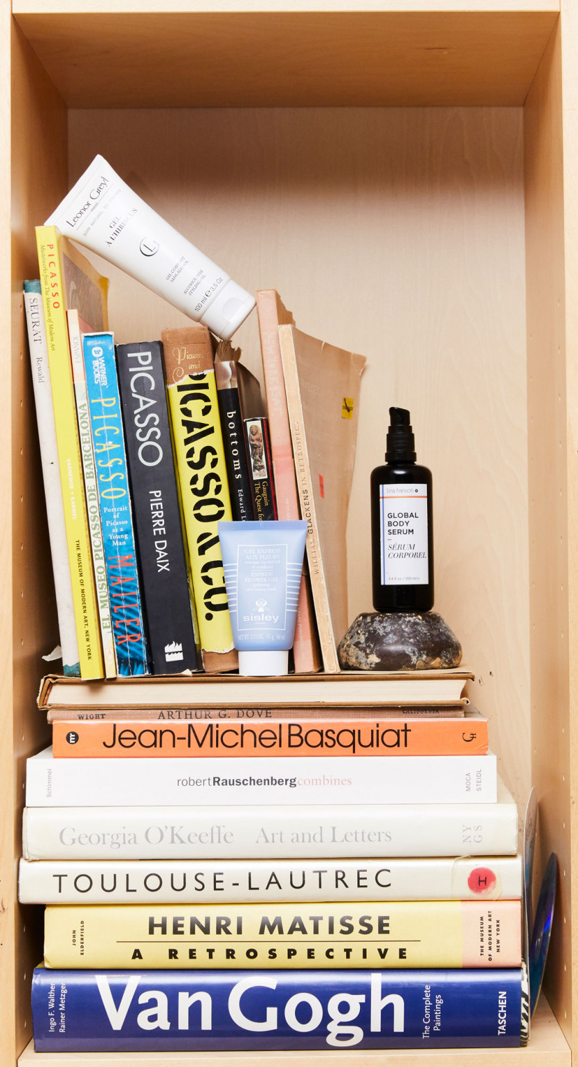 jenn streicher beauty routine