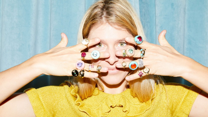 Inside Retrouvai Founder Kirsty Stone's Los Angeles Jewelry Studio
