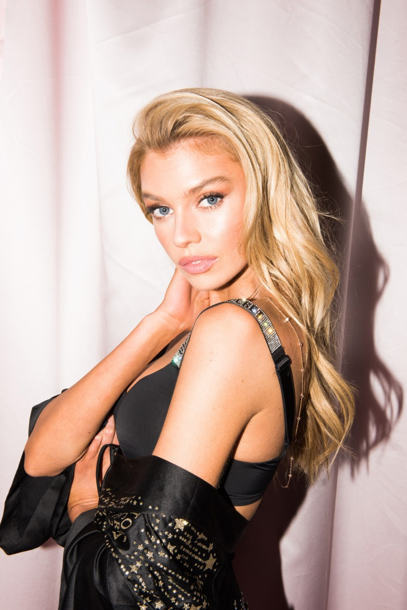 stella maxwell 2018 victoria's secret fashion show