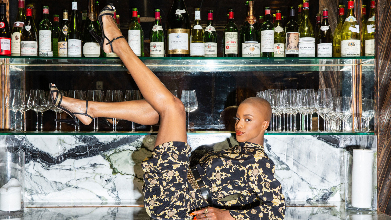 A Chic Strategy for Party Dressing, Courtesy of a New York Creative
