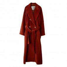 acne studios wool blend coat