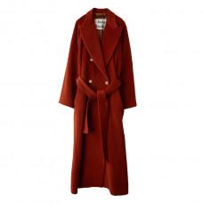 acne studios wool blend coat