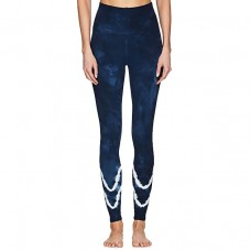 electric and rose sunset stretch cotton leggings