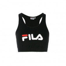 fila logo sports bra