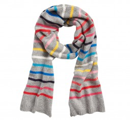 Crazy Stripe Scarf by Gap