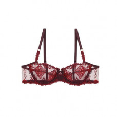 journelle chantelle champs elysees lace demi bra
