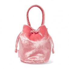 loeffler randall esmyn velvet bucket bag