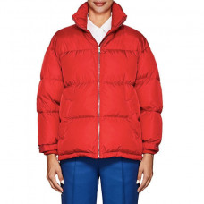 prada down puffer coat