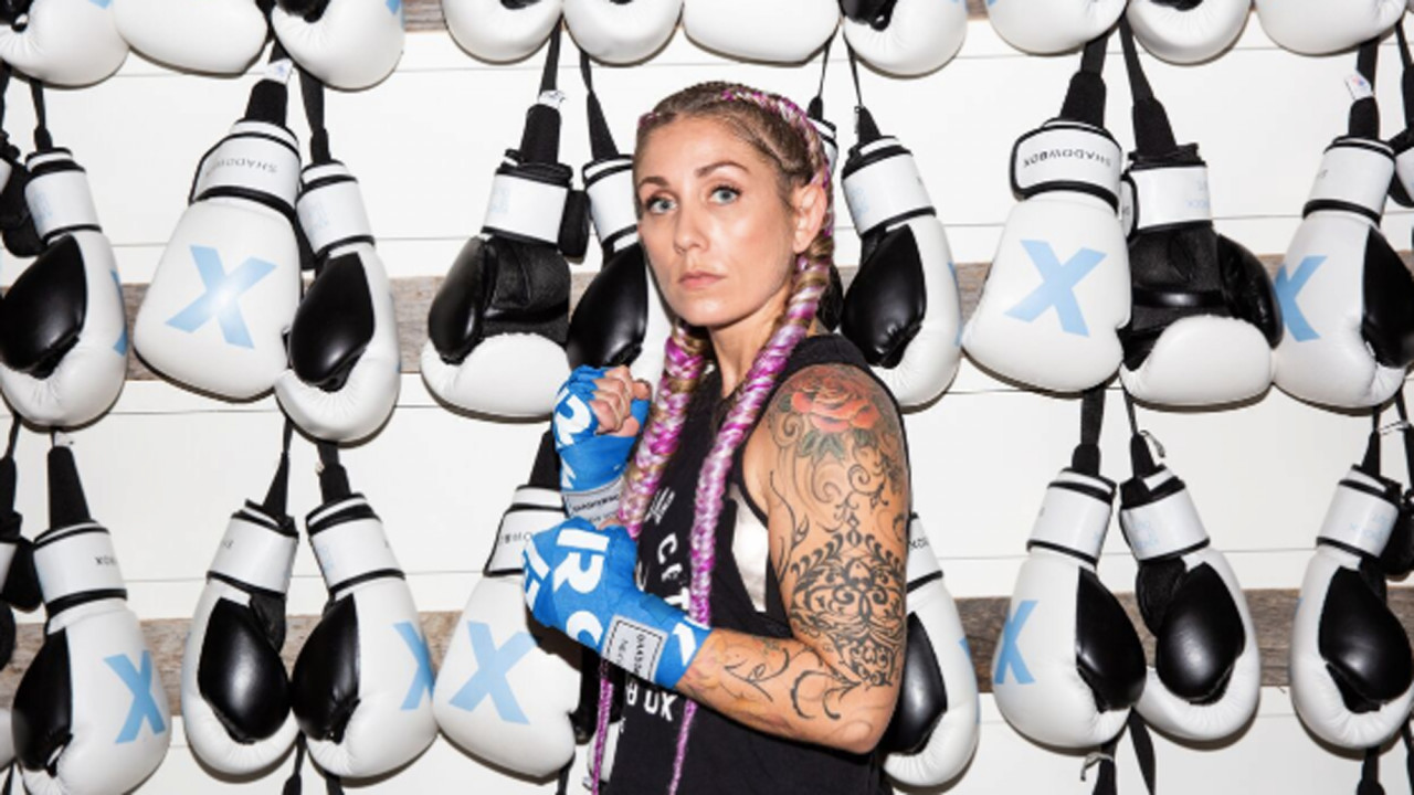 Stressed the F*ck Out? Try This Cathartic Boxing Workout